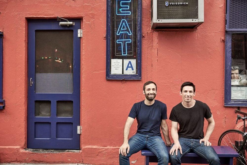 the hundert, startup, new york, magazine, founder, ceo, berlin, saskia uppenkamp, photographer, portrait, fotograf, One Month, Mattan Griffel and Chris Castiglione