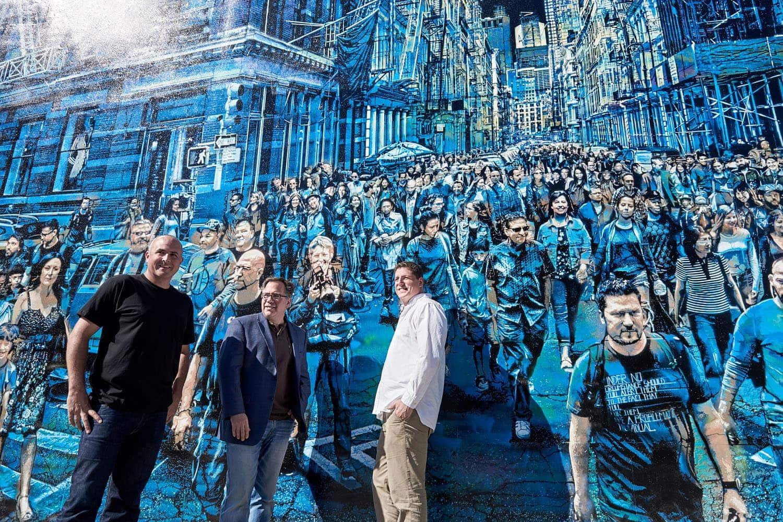 the hundert, startup, new york, magazine, founder, ceo, berlin, saskia uppenkamp, photographer, portrait, fotograf, Pebblepost, Pebblepost - Tom Gibbons, Lewis Gersh and Rob Victor