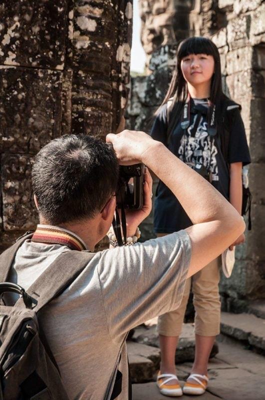 tourists, laos, cambodia, kambodscha, ankor wat, iphone, photo, photographer, saskia uppenkamp, fotograf, reportage, serie, touristen, tourist