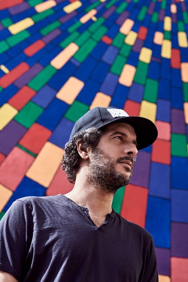 Canson, DJ, Saskia Uppenkamp; photographer; portrait; Berlin; Fotograf
