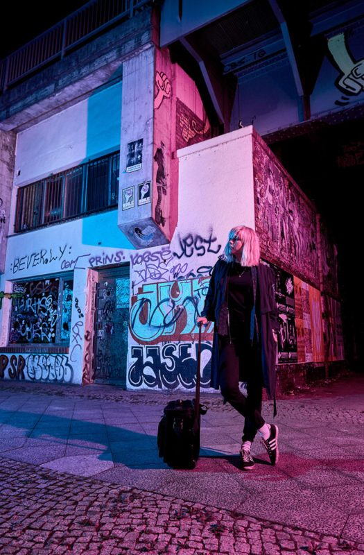 Ida Daugaard, DJ, Witness This, Saskia Uppenkamp, photographer, portrait, Berlin, Fotograf