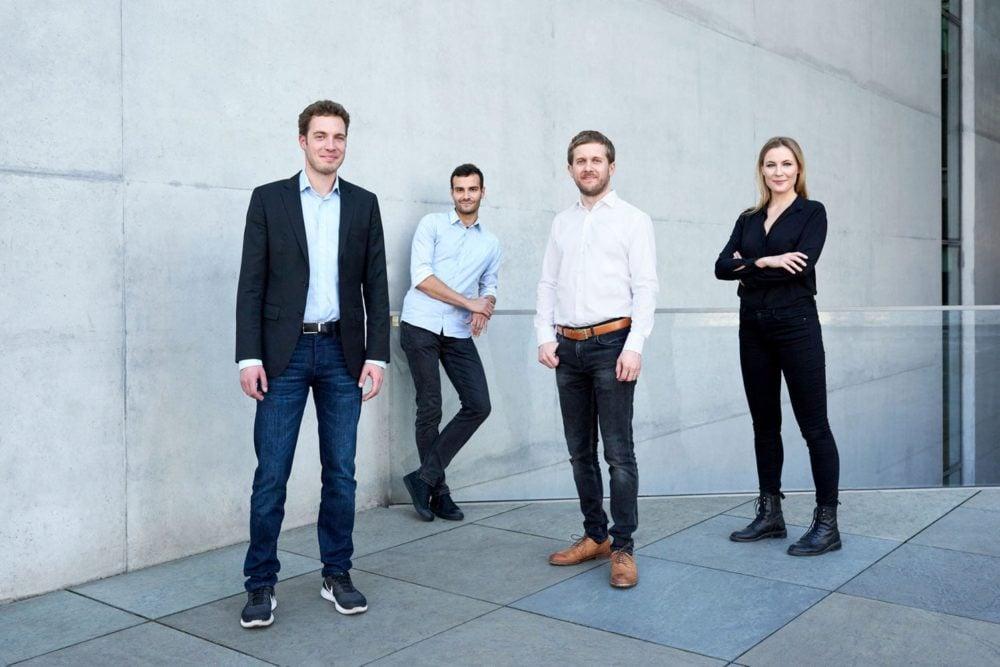 Contiamo, Startup, Saskia Uppenkamp; photographer; portrait; Berlin; Fotograf