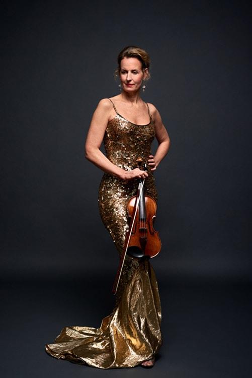 Hanne berger, Violinistin, Violine, Musik, Musikerin, Palastorchester